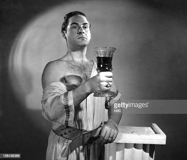 Actor/comedian Sid Caesar