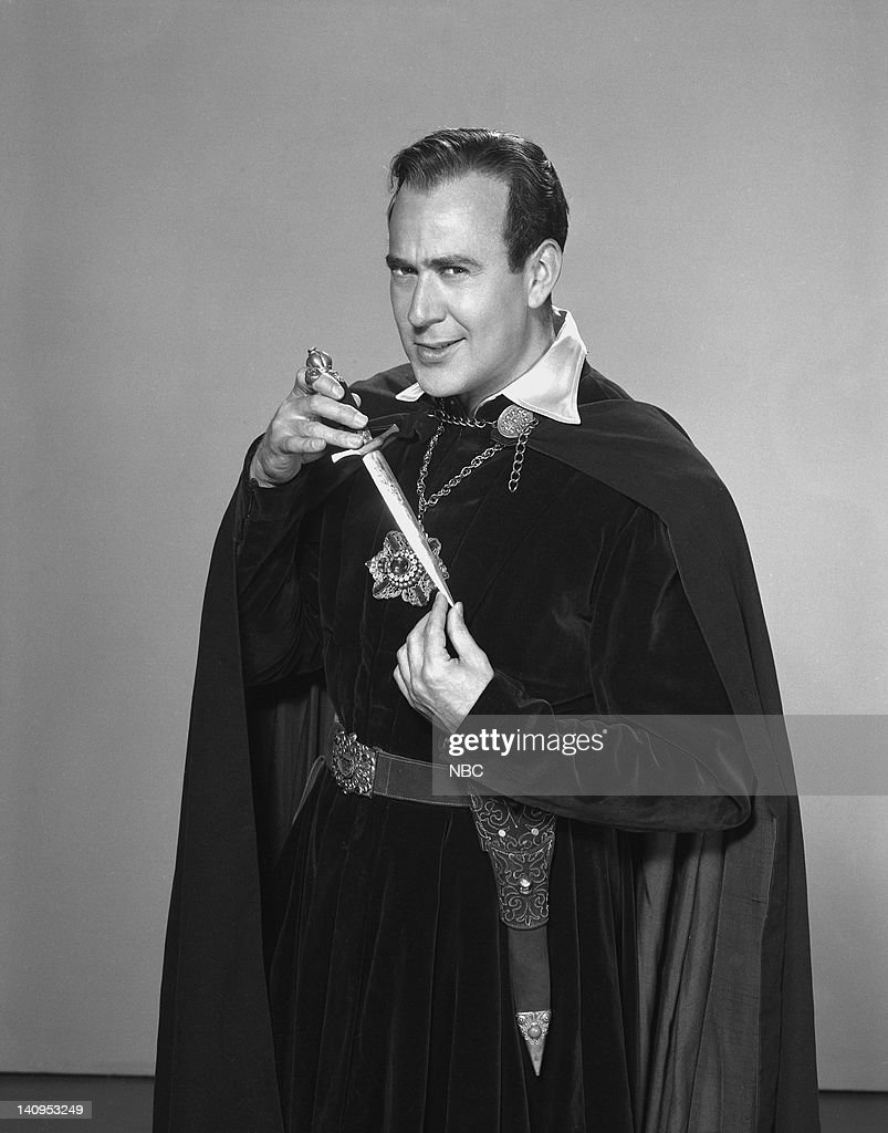 Actor/Comedian/Writer Carl Reiner in January, 1960 -- Photo by: Herb Ball/NBCU Photo Bank