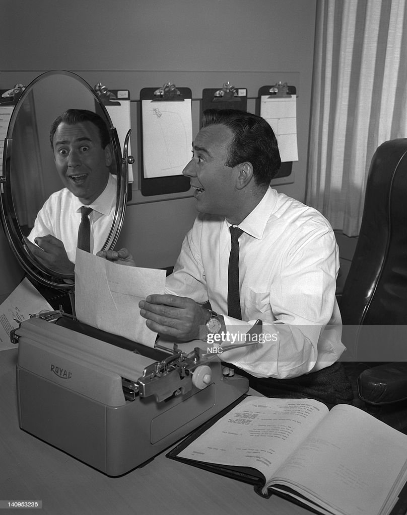 Actor/Comedian/Writer Carl Reiner in November, 1959 -- Photo by: Paul W. Bailey/NBCU Photo Bank