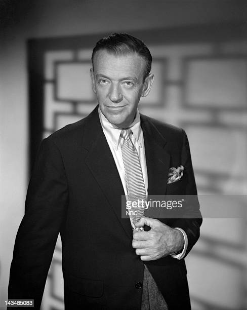 Actor/Dancer Fred Astaire