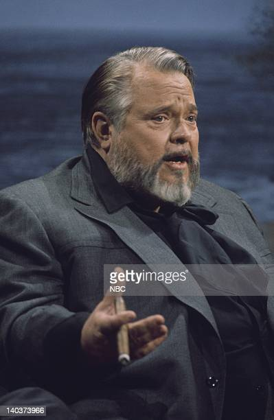 Actor/Director Orson Welles Photo by NBCU Photo Bank