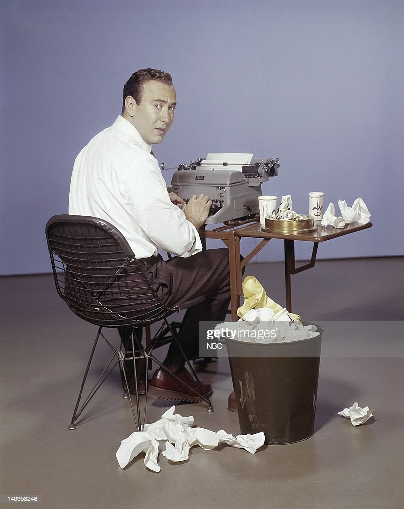 Actor/writer Carl Reiner in the 1960s-- Photo by: NBC/NBCU Photo Bank
