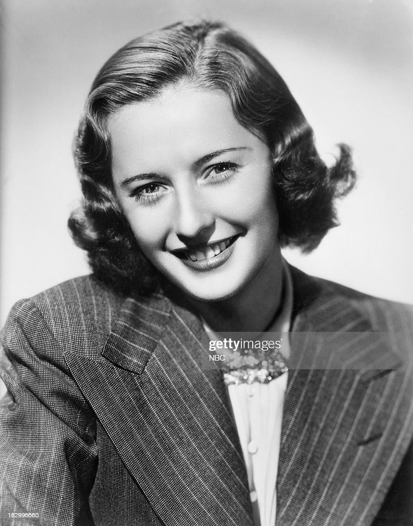 Actress Barbara Stanwyck in 1933 --