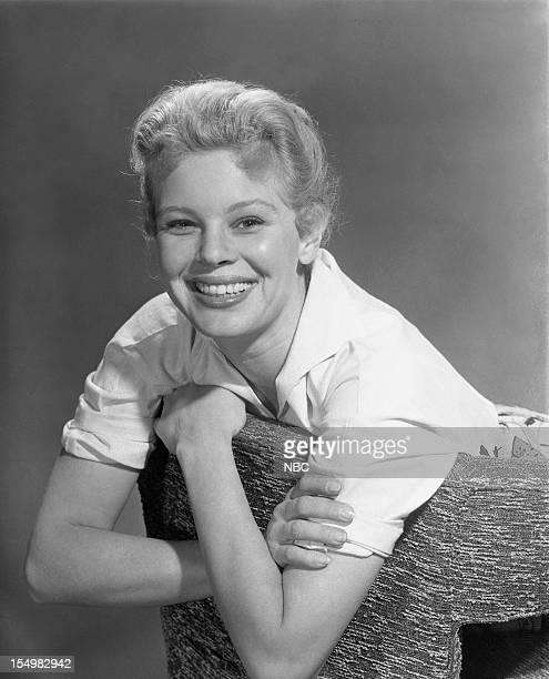 Actress Betsy Palmer in 1957
