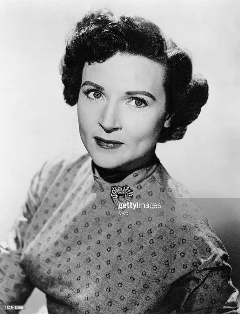 Actress Betty White c. 1954 --