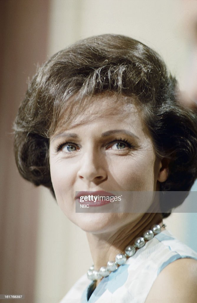 Actress <a gi-track='captionPersonalityLinkClicked' href=/galleries/search?phrase=Betty+White&family=editorial&specificpeople=213602 ng-click='$event.stopPropagation()'>Betty White</a> in 1963 --
