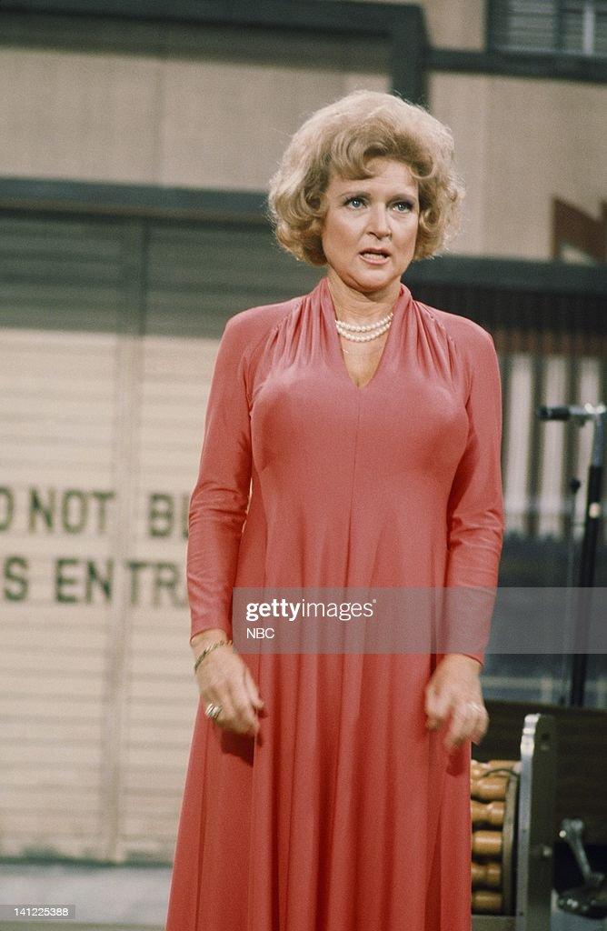 NBC's Various Personalities- Betty White