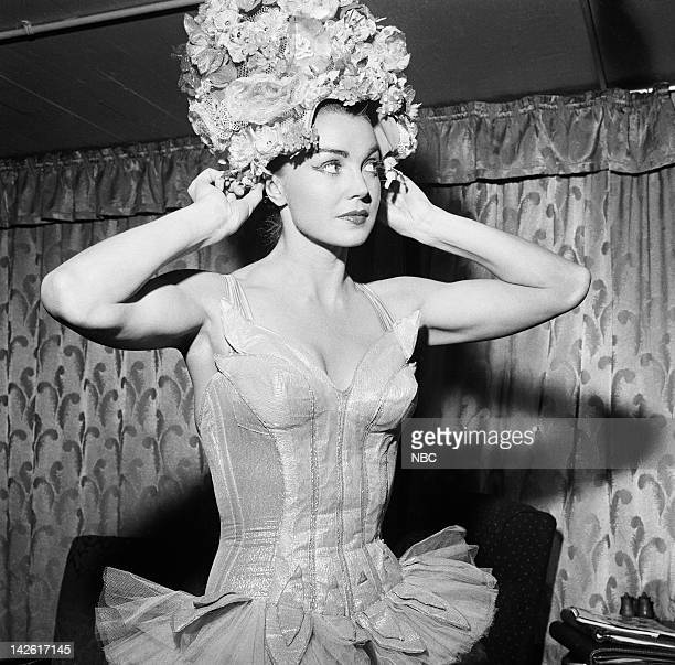 Actress/swimmer Esther Williams in 1956