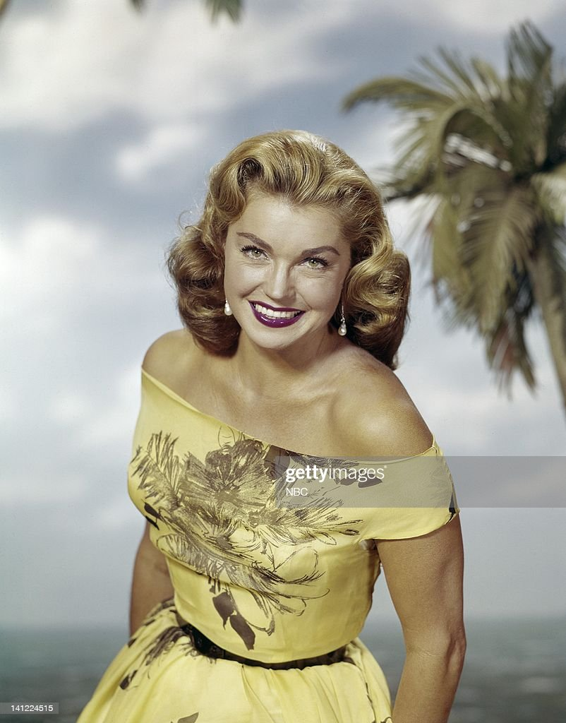Actress/swimmer <a gi-track='captionPersonalityLinkClicked' href=/galleries/search?phrase=Esther+Williams&family=editorial&specificpeople=123838 ng-click='$event.stopPropagation()'>Esther Williams</a> -- Photo by: NBC/NBCU Photo Bank
