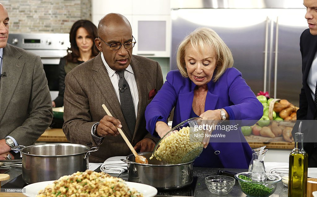 <a gi-track='captionPersonalityLinkClicked' href=/galleries/search?phrase=Al+Roker&family=editorial&specificpeople=206153 ng-click='$event.stopPropagation()'>Al Roker</a> and Marion Scotto appear on NBC News' 'Today' show --