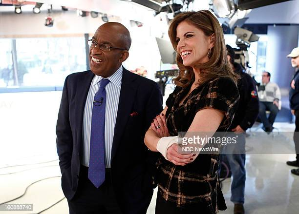Al Roker and Natalie Morales appear on NBC News' 'Today' show