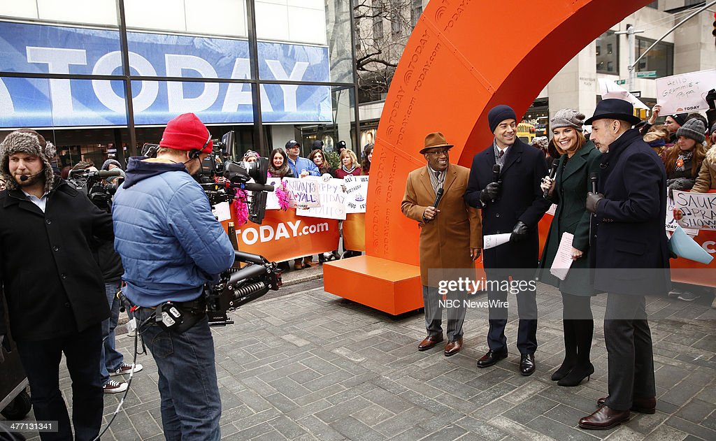 <a gi-track='captionPersonalityLinkClicked' href=/galleries/search?phrase=Al+Roker&family=editorial&specificpeople=206153 ng-click='$event.stopPropagation()'>Al Roker</a>, <a gi-track='captionPersonalityLinkClicked' href=/galleries/search?phrase=Carson+Daly&family=editorial&specificpeople=202941 ng-click='$event.stopPropagation()'>Carson Daly</a>, <a gi-track='captionPersonalityLinkClicked' href=/galleries/search?phrase=Savannah+Guthrie&family=editorial&specificpeople=653313 ng-click='$event.stopPropagation()'>Savannah Guthrie</a> and <a gi-track='captionPersonalityLinkClicked' href=/galleries/search?phrase=Matt+Lauer&family=editorial&specificpeople=206146 ng-click='$event.stopPropagation()'>Matt Lauer</a> appear on NBC News' 'Today' show --