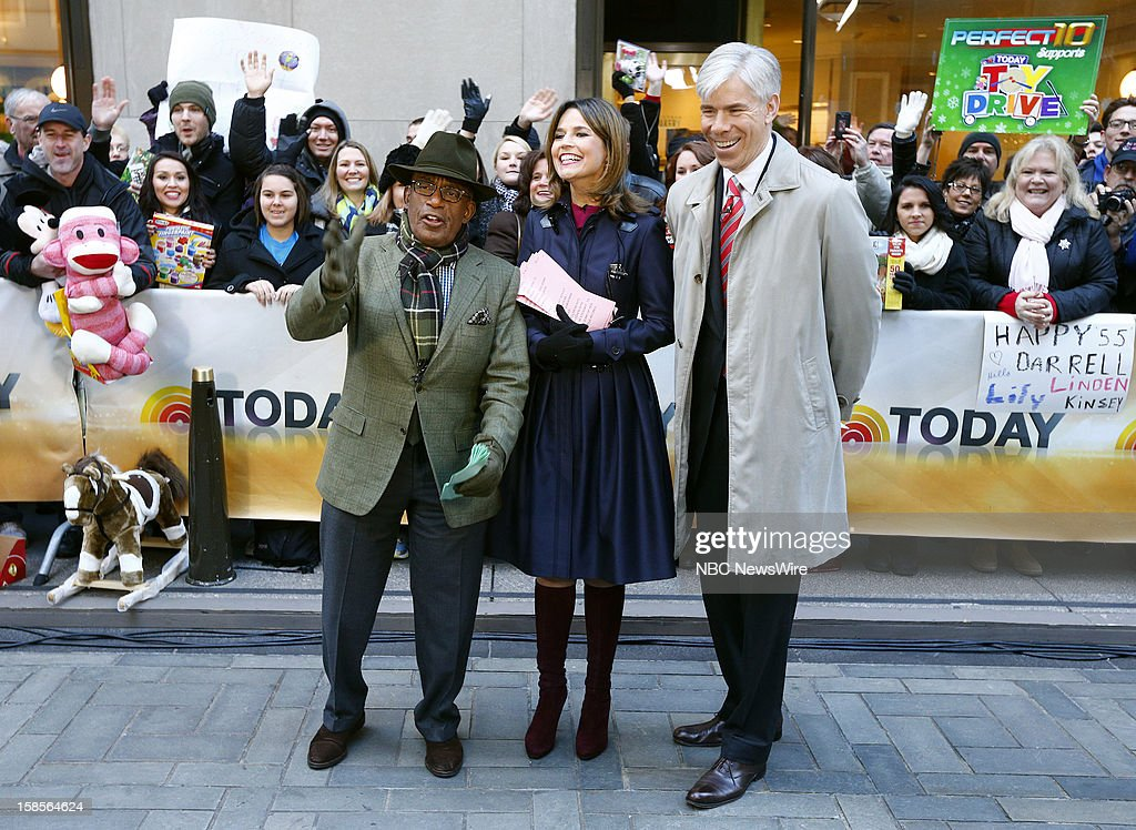 <a gi-track='captionPersonalityLinkClicked' href=/galleries/search?phrase=Al+Roker&family=editorial&specificpeople=206153 ng-click='$event.stopPropagation()'>Al Roker</a>, <a gi-track='captionPersonalityLinkClicked' href=/galleries/search?phrase=Savannah+Guthrie&family=editorial&specificpeople=653313 ng-click='$event.stopPropagation()'>Savannah Guthrie</a> and <a gi-track='captionPersonalityLinkClicked' href=/galleries/search?phrase=David+Gregory+-+Journalist&family=editorial&specificpeople=5625821 ng-click='$event.stopPropagation()'>David Gregory</a> appear on NBC News' 'Today' show --