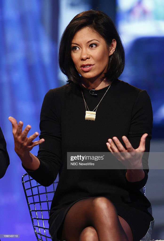 Alex Wagner appears on NBC News' 'Today' show --