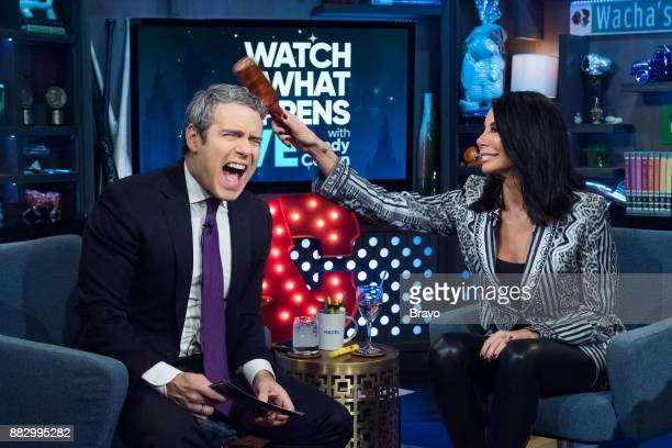 Andy Cohen and Danielle Staub