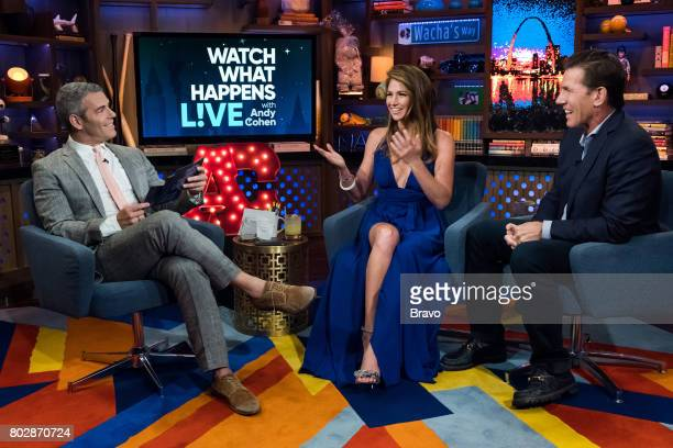 Andy Cohen Landon Clements and Thomas Ravenel