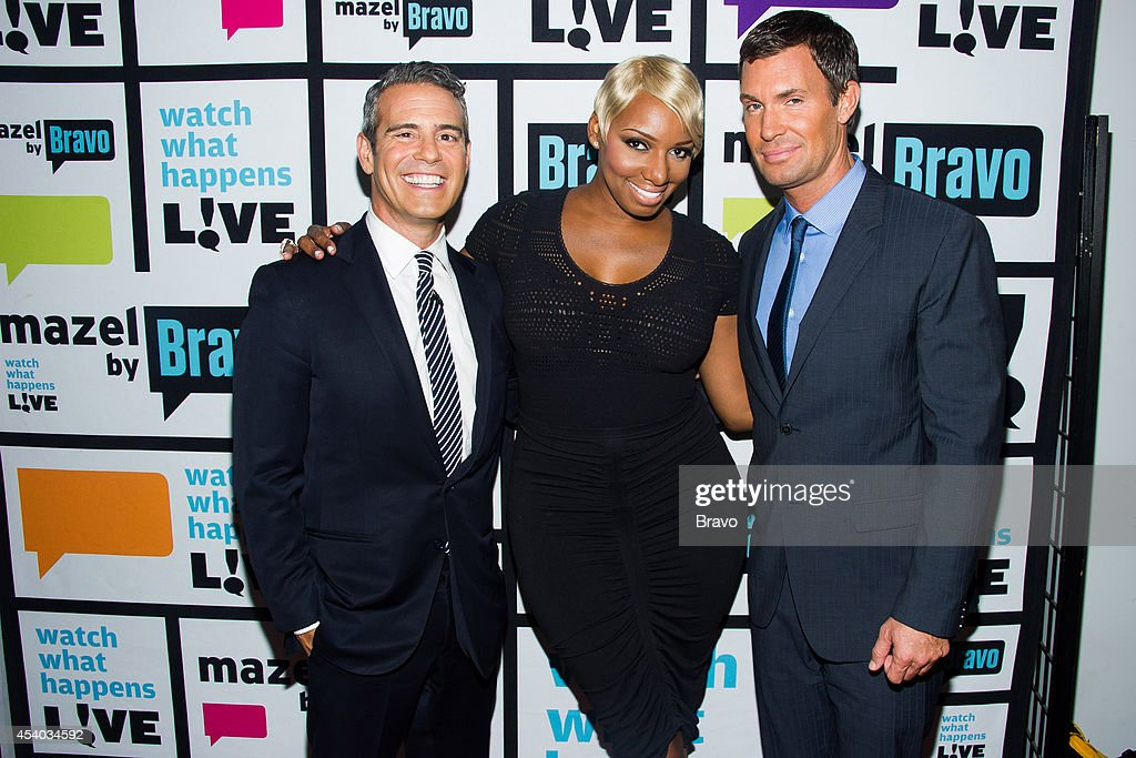 Andy Cohen, NeNe Leakes and Jeff Lewis --