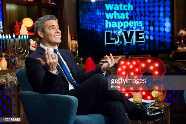 Andy Cohen Photo by Charles Sykes/Bravo/NBCU Photo Bank via Getty Images