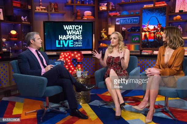 Andy Cohen Wendi McLendonCovey and Kristen Doute