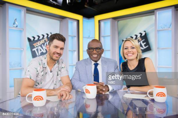Andy Grammer Al Roker and Dylan Dreyer on Monday June 23 2017