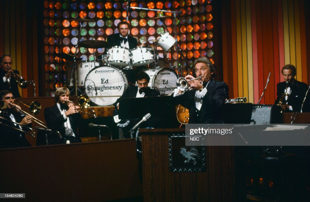Bandleader Doc Severinsen and The Tonight Show Band --