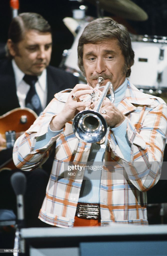 Bandleader Doc Severinsen in 1973 --