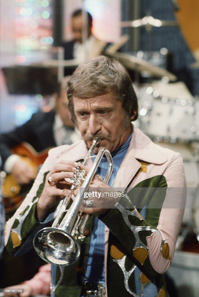 Bandleader Doc Severinsen in 1977 --