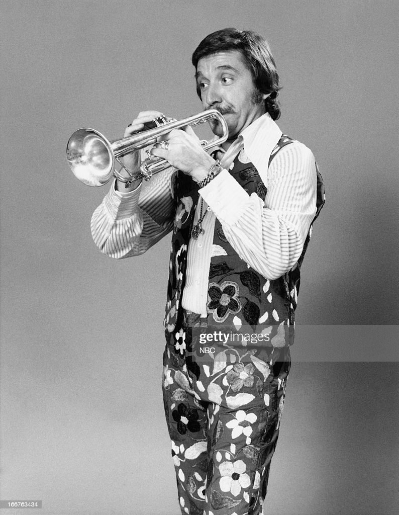 Bandleader Doc Severinsen in the 1970s --