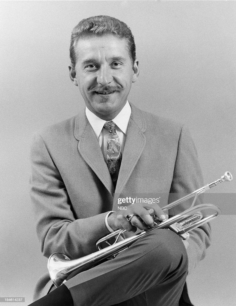 Bandleader Doc Severinsen --