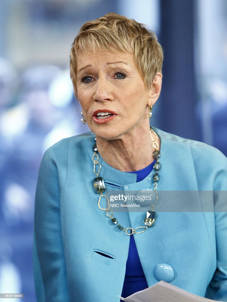 Barbara Corcoran appears on NBC News' 'Today' show --
