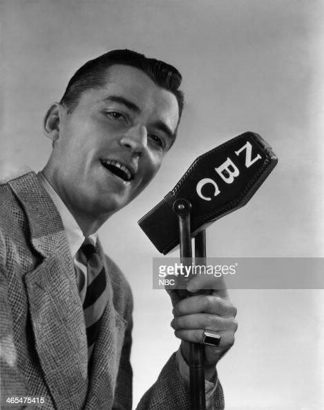 Baritone singer David Percy in 1934