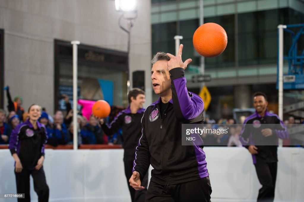 "NBC's ""Today"" with guests Dodgeball, Donna Missal, Candace Cameron Bure"