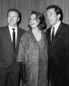 Best Supporting Actor nominee Red Buttons Miss Golden Globe 1966 Cheryl Miller host Andy Williams