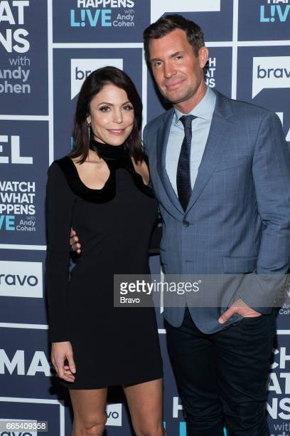 Bethenny Frankel and Jeff Lewis