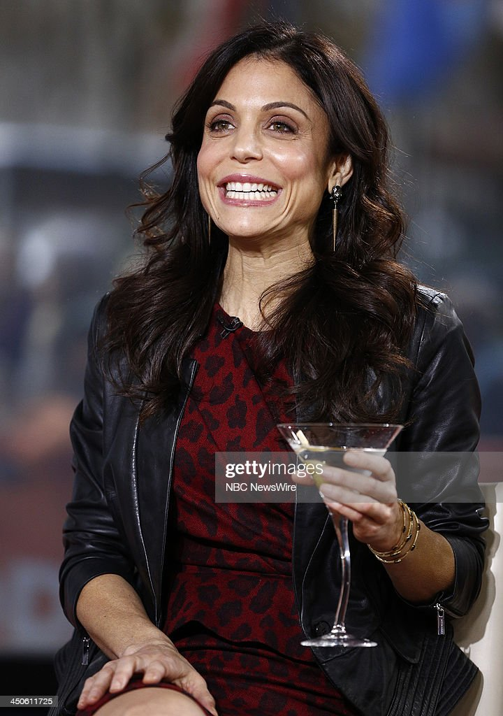 Bethenny Frankel appears on NBC News' 'Today' show --