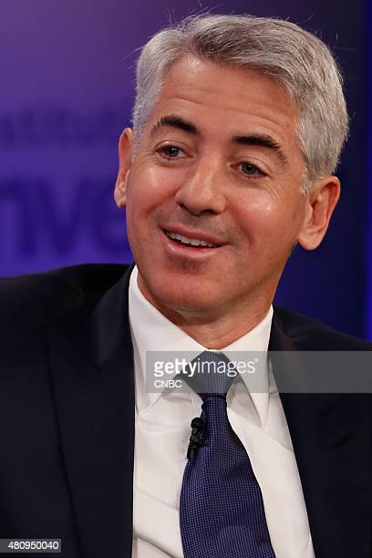 Bill Ackman CEO and Portfolio Manager Pershing Square Capital Management at the 2015 Delivering Alpha Conference on July 15 2015