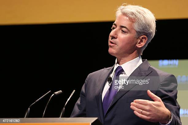Bill Ackman Pershing Square Capital Management CEO and Portfolio Manager at the 20th Annual Sohn Investment Conference in New York City on May 4 2015