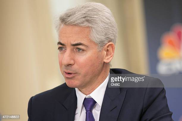 Bill Ackman Pershing Square Capital Management CEO and Portfolio Manager in an interview at the 20th Annual Sohn Investment Conference in New York...