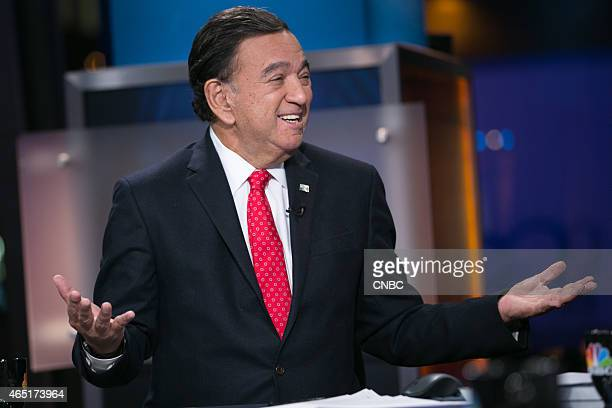 Bill Richardson former Governor of New Mexico in an interview on January 13 2015