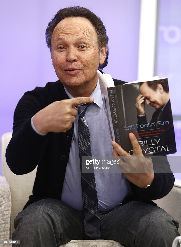 <a gi-track='captionPersonalityLinkClicked' href=/galleries/search?phrase=Billy+Crystal&family=editorial&specificpeople=202497 ng-click='$event.stopPropagation()'>Billy Crystal</a> appears on NBC News' 'Today' show --