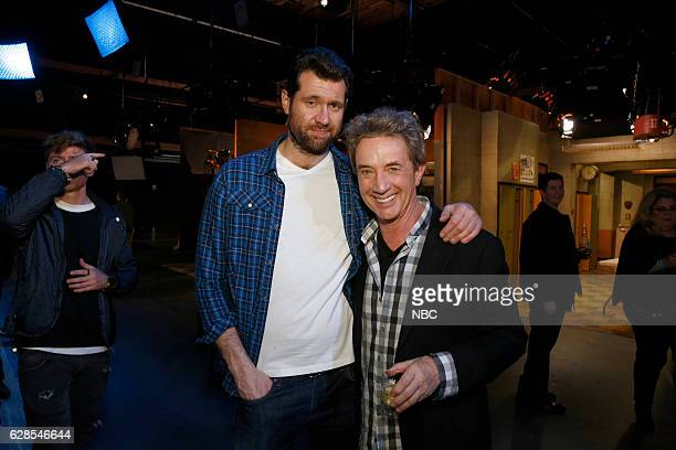 Billy Eichner Martin Short