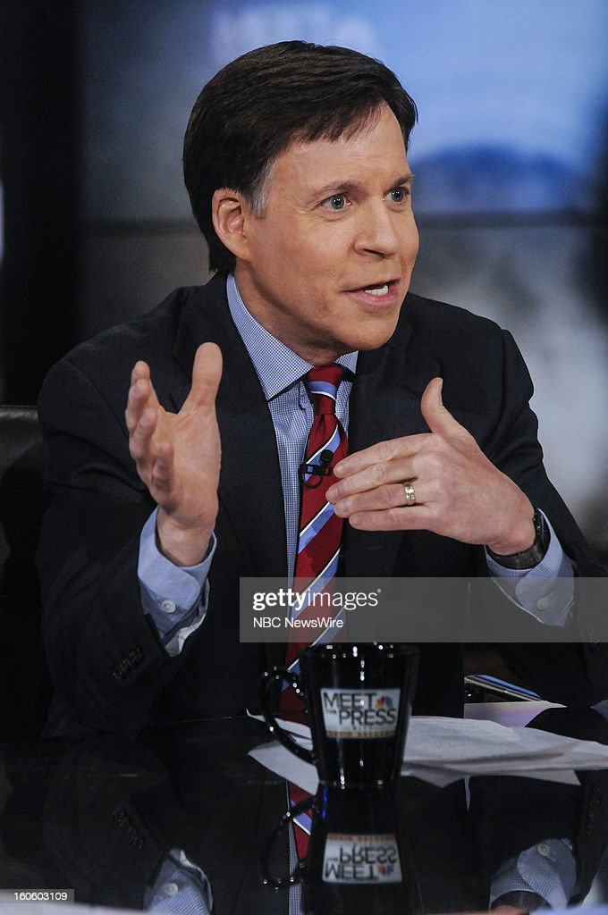 – Bob Costas, NBC Sports, appears on 'Meet the Press' in Washington D.C., Sunday, Feb. 3, 2013.