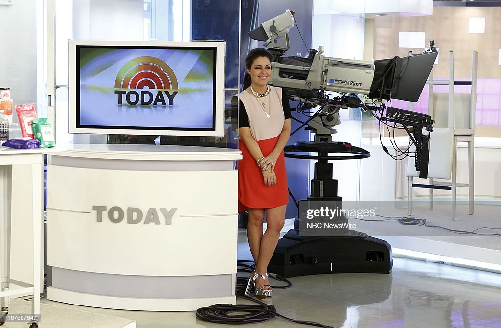 Bobbie Thomas appears on NBC News' 'Today' show --