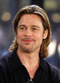 Brad Pitt appears on NBC News' 'Today' show
