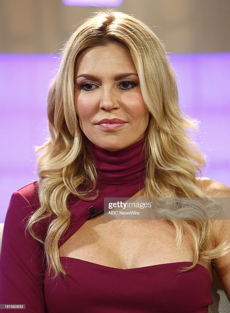 Brandi Glanville appears on NBC News' 'Today' show --