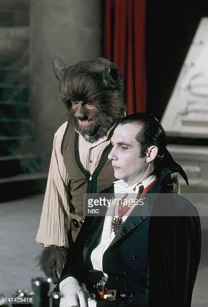 Buck Kartalian as Bruce W Wolf Henry Polic II as Dracula Photo by Frank Carroll/NBCU Photo Bank