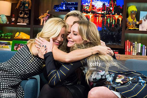 Camille Grammer Adrienne Maloof and Taylor Armstrong