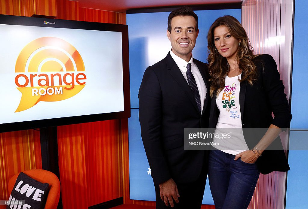 <a gi-track='captionPersonalityLinkClicked' href=/galleries/search?phrase=Carson+Daly&family=editorial&specificpeople=202941 ng-click='$event.stopPropagation()'>Carson Daly</a> and Gisele Bundchen appear on NBC News' 'Today' show --