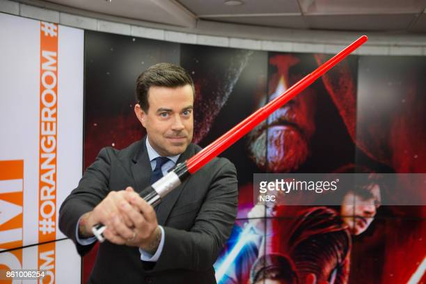 Carson Daly on Tuesday October 10 2017