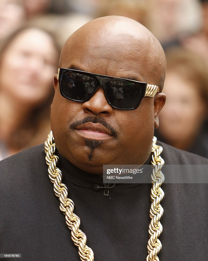 CeeLo Green appears on NBC News' 'Today' show --